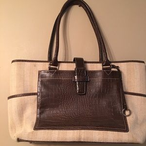 Croft & Barrow Large Purse/Tote